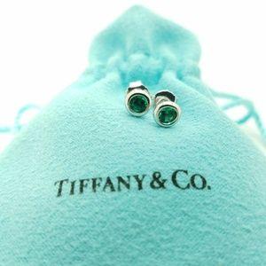 Tiffany & Co Tsavorite By the Yard Earrings